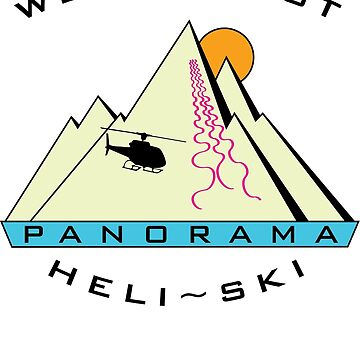 West Coast Panorama Heli-ski by tlau