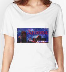 Arizona Proud - Phoenix Skyline Relaxed Fit T-Shirt