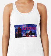 Arizona Proud - Phoenix Skyline Racerback Tank Top