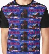 Arizona Proud - Phoenix Skyline Graphic T-Shirt