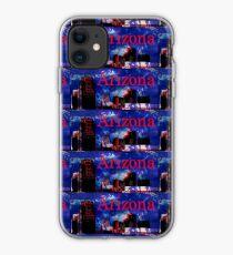Arizona Proud - Phoenix Skyline iPhone Case