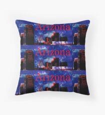 Arizona Proud - Phoenix Skyline Floor Pillow