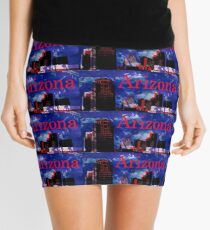 Arizona Proud - Phoenix Skyline Mini Skirt