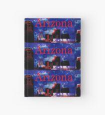 Arizona Proud - Phoenix Skyline Hardcover Journal