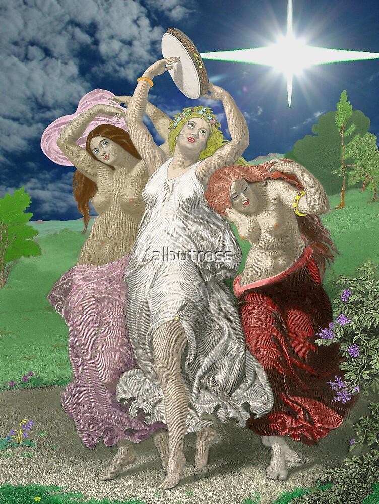 Beauty, version one. by albutross