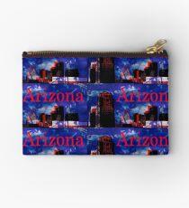 Arizona Proud - Phoenix Skyline Zipper Pouch