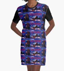 Arizona Proud - Phoenix Skyline Graphic T-Shirt Dress