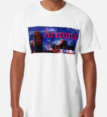 Arizona Proud - Phoenix Skyline Long T-Shirt