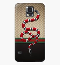 snake strapped Case/Skin for Samsung Galaxy