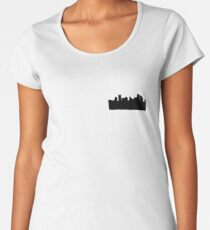 Pittsburgh Women's Premium T-Shirt