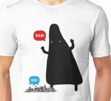 THE MONSTER IS COMING Unisex T-Shirt