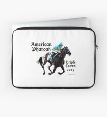 American Pharoah Triple Crown 2015 Laptop Sleeve