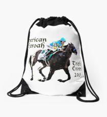 American Pharoah Triple Crown 2015 Drawstring Bag