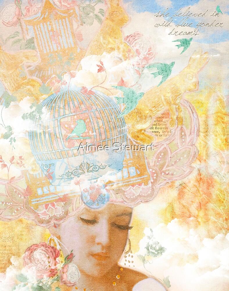 Wild Blue Yonder Dreams by Aimee Stewart