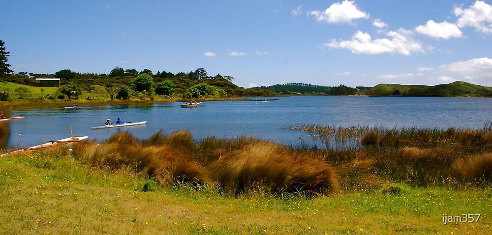 Kaitaia Lakes by ijam357