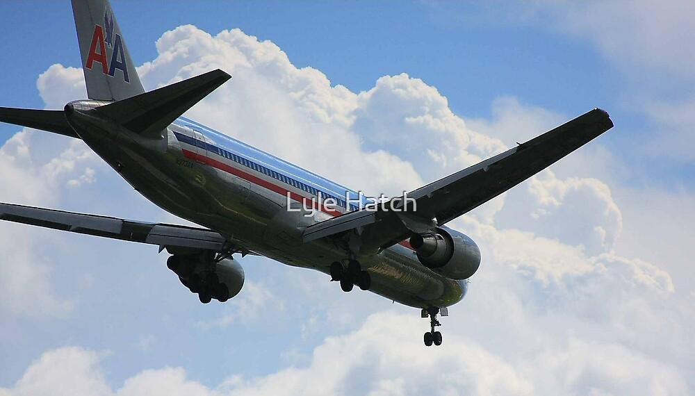 AA Jet by Lyle Hatch