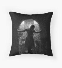 Gothic Faery Throw Pillow