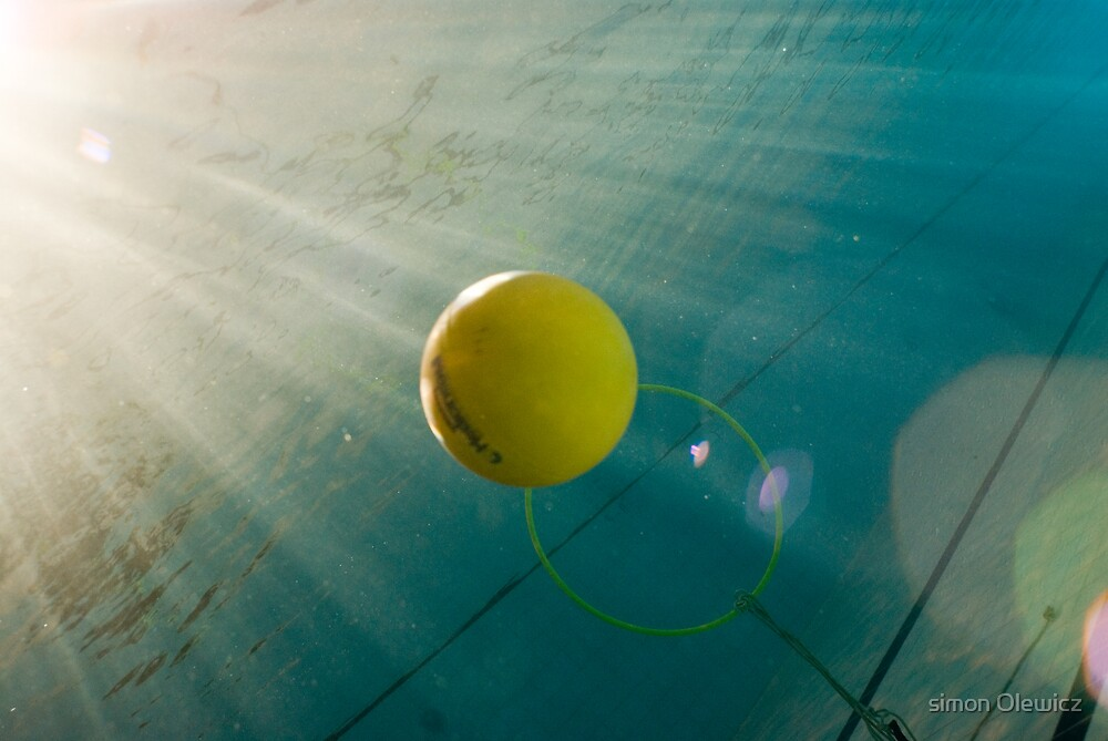 Bounce  by Simon Olewicz