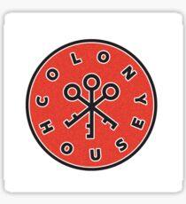 Colony House Logo Sticker