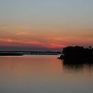 Ebbing Bay by Cheri Bouvier-Johnson