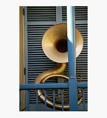 Architectural Music Photographic Print
