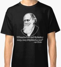 Galileo - Bohemian Rhapsody Queen Lyrics Classic T-Shirt