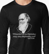 Galileo - Bohemian Rhapsody Queen Lyrics Long Sleeve T-Shirt