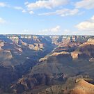 Panoramic Grand Canyon by krasakala