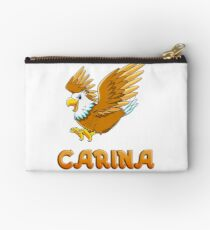 Carina Eagle Sticker Studio Pouch