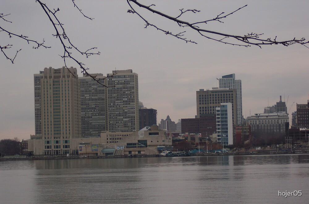 Philadelphia Skyline by hojer05