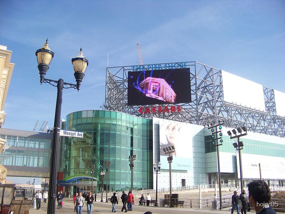 CAESARS Pier Mall (Atlantic CIty NJ) by hojer05