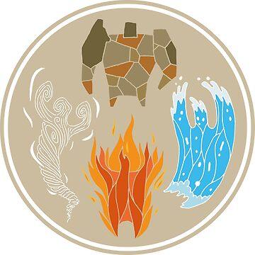 The Elements by jmansbridge