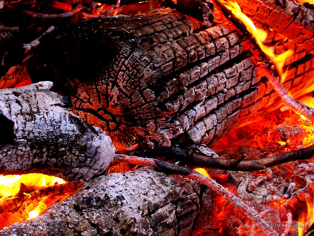 Feel the Heat by Ritva Ikonen