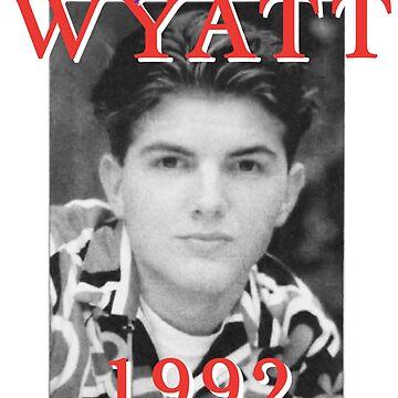 Benji Wyatt for Mayor 1992 by blainestiel