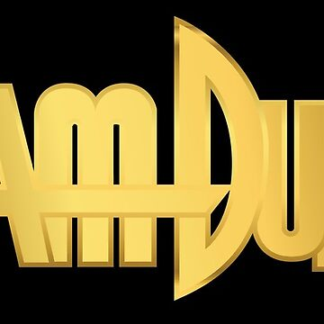 Slam Dunk Anime/Manga Logo (Gold) by kagegfx