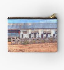 Now Silent Woolshed Studio Pouch