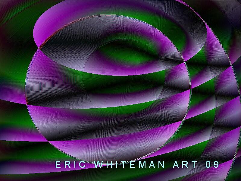 ( FLOUNCE ) ERIC WHITEMAN  by ericwhiteman
