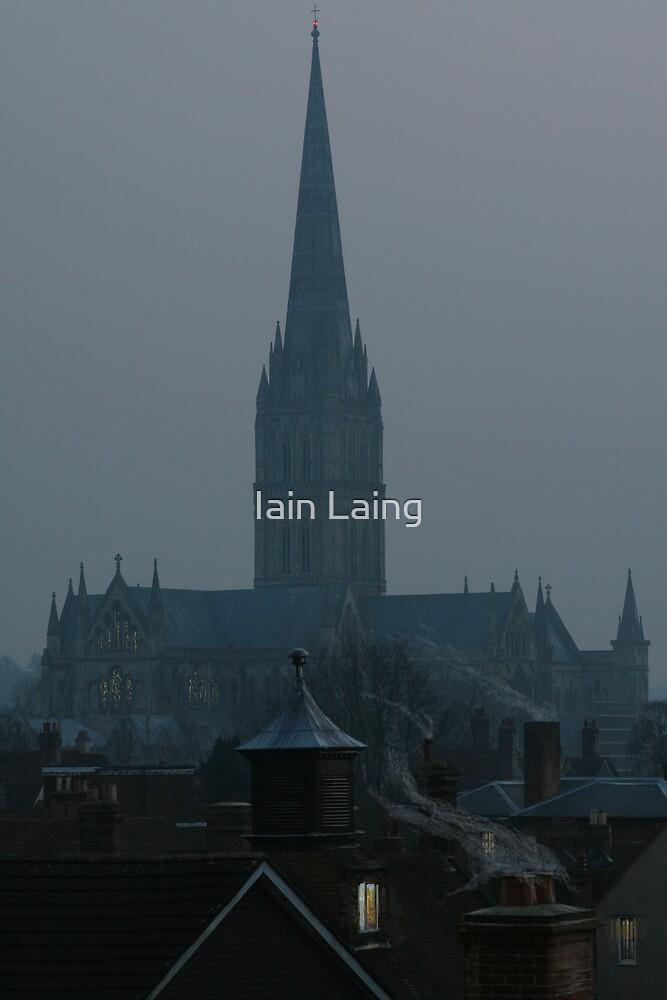 Near Dark by Iain Laing