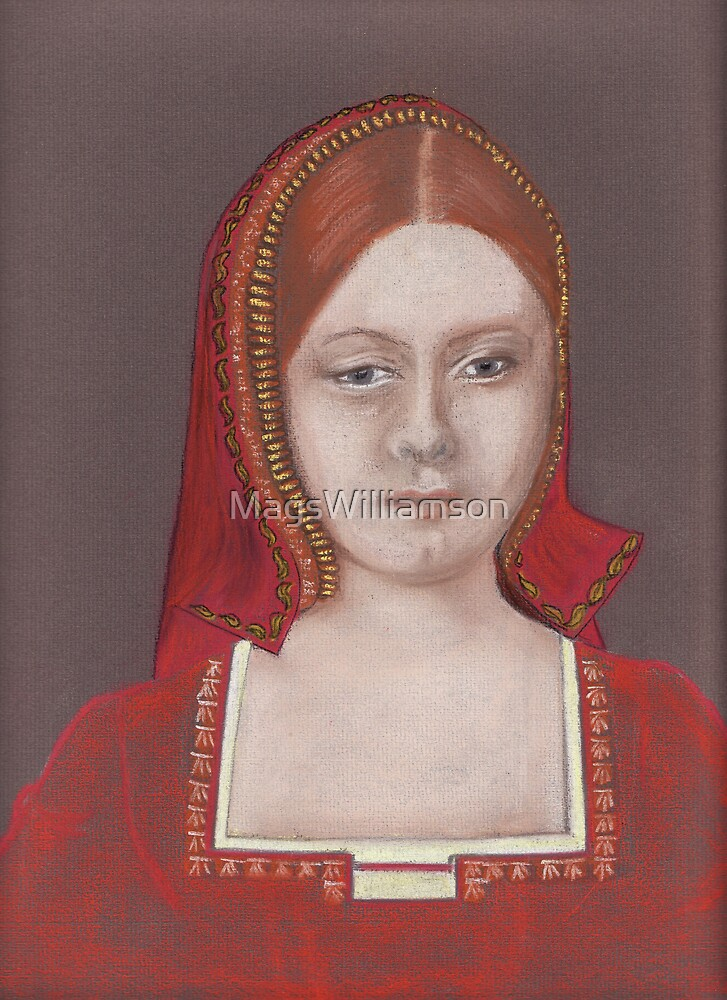 His First Victim (Catherine Of Aragon) by MagsWilliamson