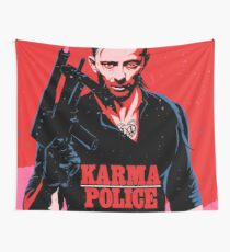 Karma Wall Tapestry