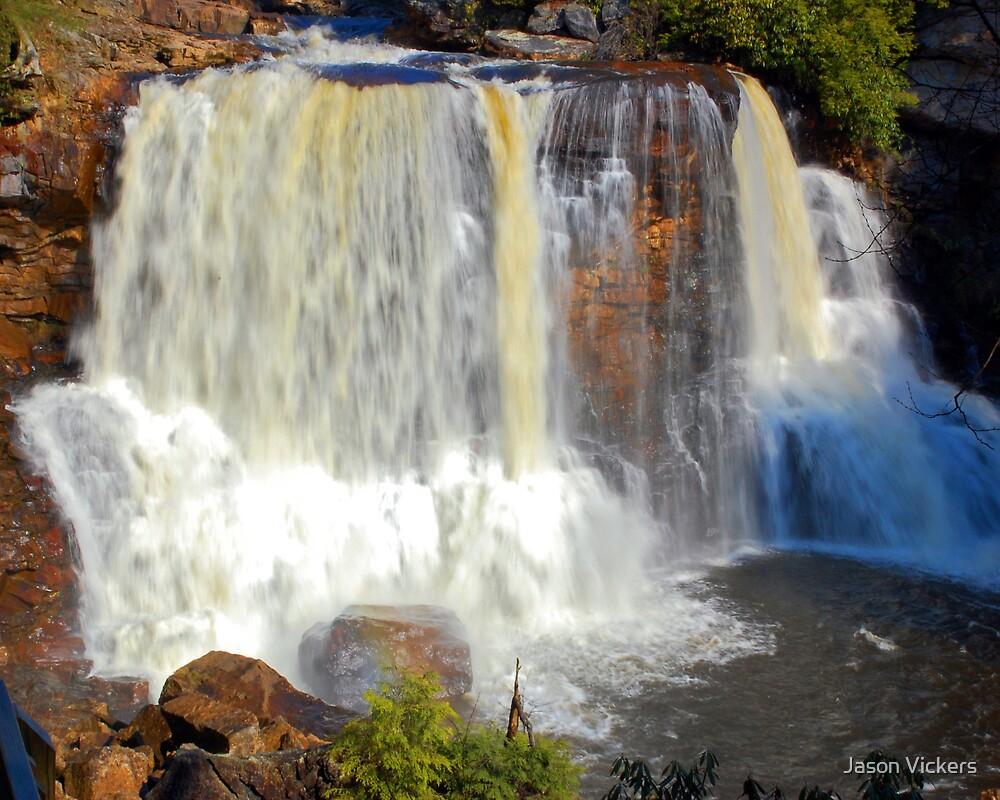Blackwater Falls by Jason Vickers