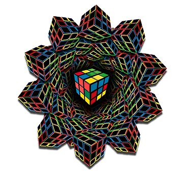 Rubix Vision by aaronnaps