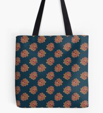 Floral pattern fp4 Tote Bag