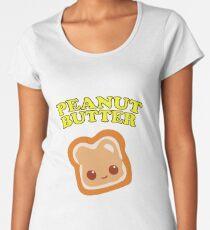 Couple - Peanut Butter (& Jelly) Women's Premium T-Shirt