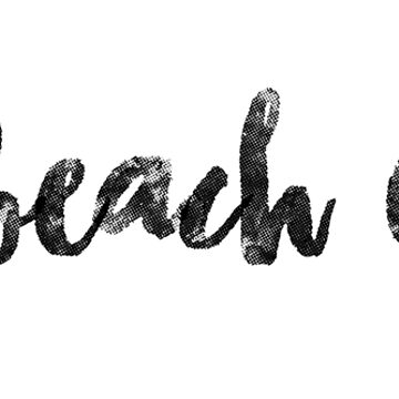 Long Beach Island by catscollegecuts