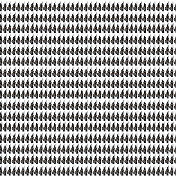 Unsullied Soldiers Repeat Pattern by JimboLimbo23