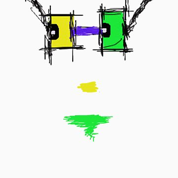 colorfull mind by jobair25
