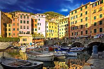 Camogli - The Harbour           by paolo1955