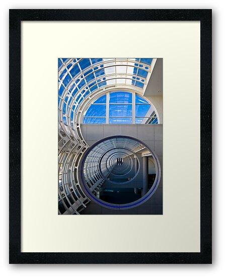 Abstract Tunnel by photosbyflood