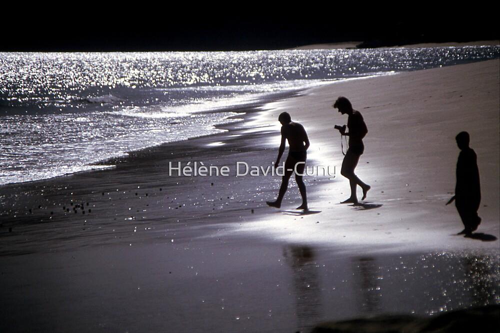 Early morning by Hélène David-Cuny